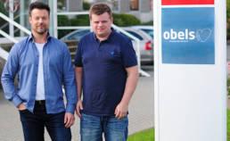 Carsten og Martin ObelsIT